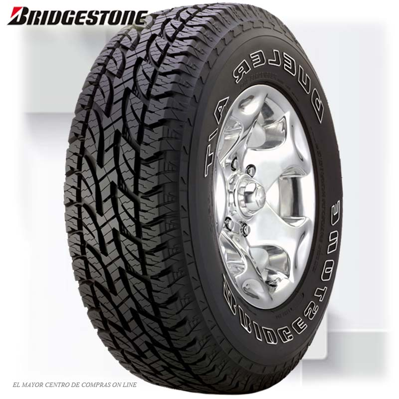 NEUMATICOS BRIDGESTONE 31x10.5 R15 109S DUELER D694 AT