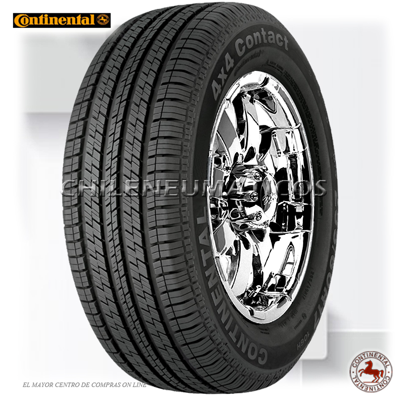 NEUMATICOS CONTINENTAL 235/65 R17  108V XL FR 4X4 CONTACT N1