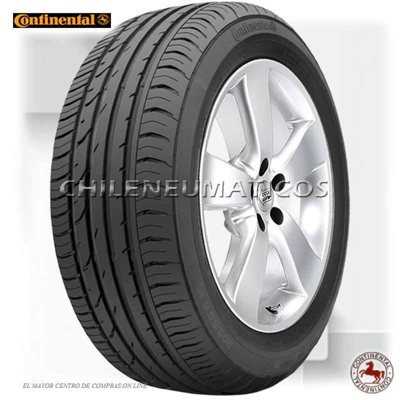 NEUMATICOS CONTINENTAL 215/40 R17 87W XL FR PREMIUM CONTACT 2 AO
