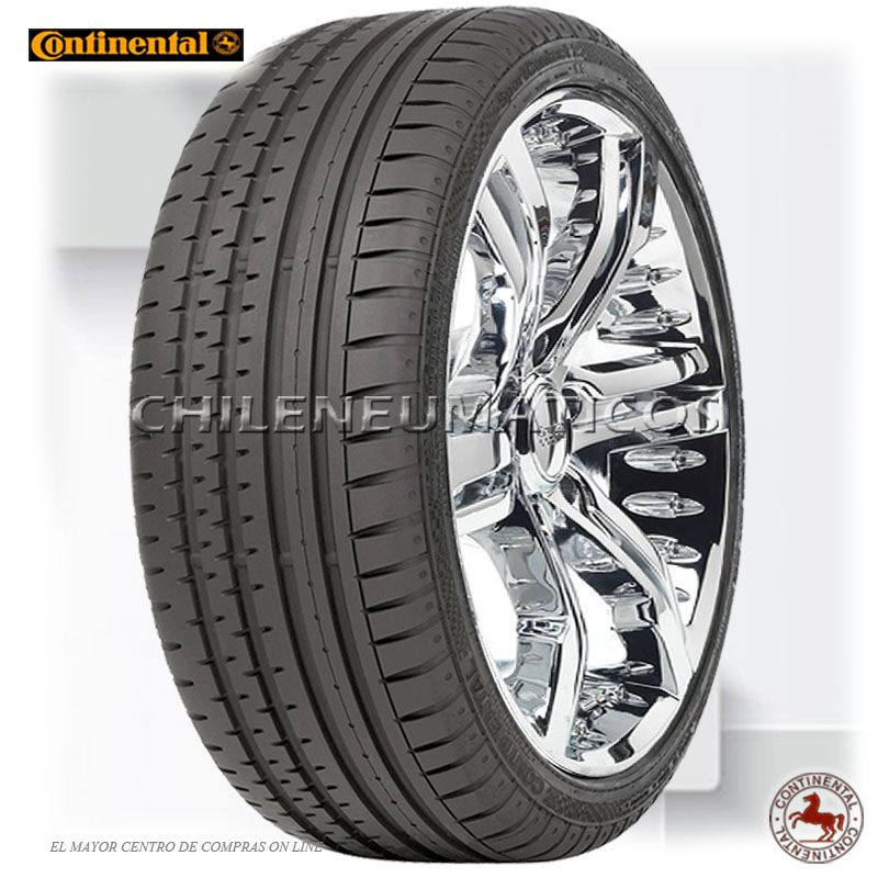 NEUMATICOS CONTINENTAL 205/50 ZR17 89Y FR SPORT CONTACT 2 N2