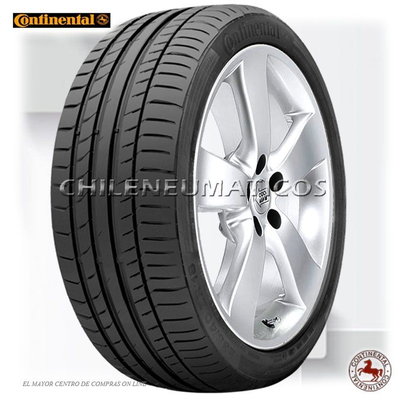 NEUMATICOS CONTINENTAL 255/50 R19 107Y XL FR SPORT CONTACT 5 SUV