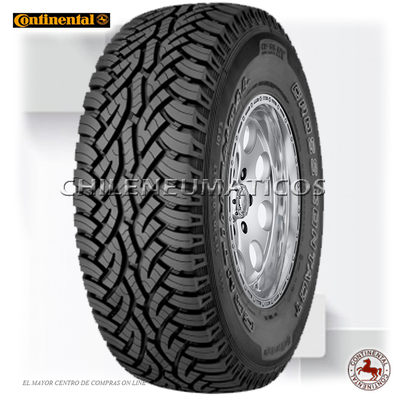 NEUMATICOS CONTINENTAL 215/65 R16 98T CrossContact AT