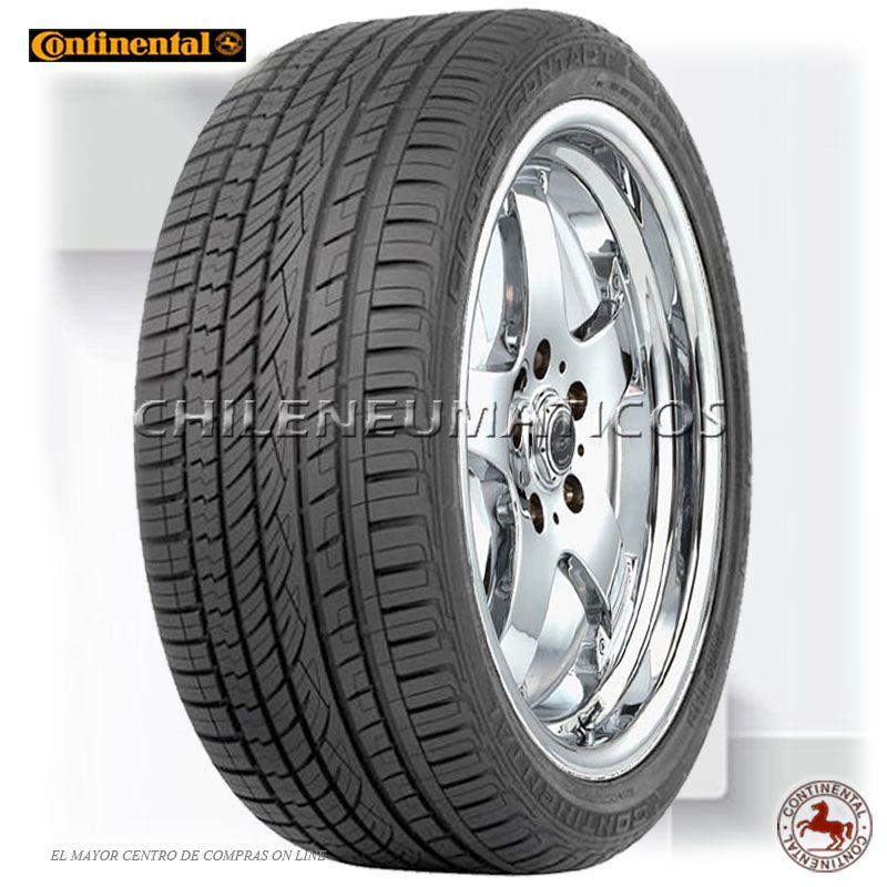 NEUMATICOS CONTINENTAL 295/35 R21 107Y XL FR CONTI CROSS CONTACT UHP