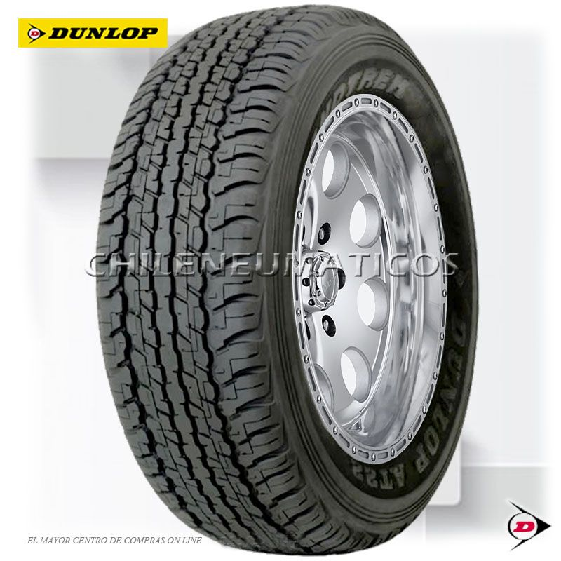 NEUMATICOS DUNLOP 265/70 R17 115S AT22 OE