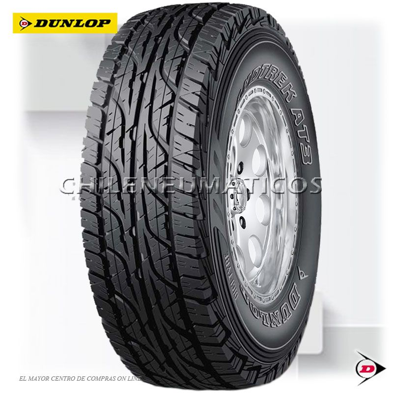NEUMATICOS DUNLOP 31x10.50 R15 109S AT3