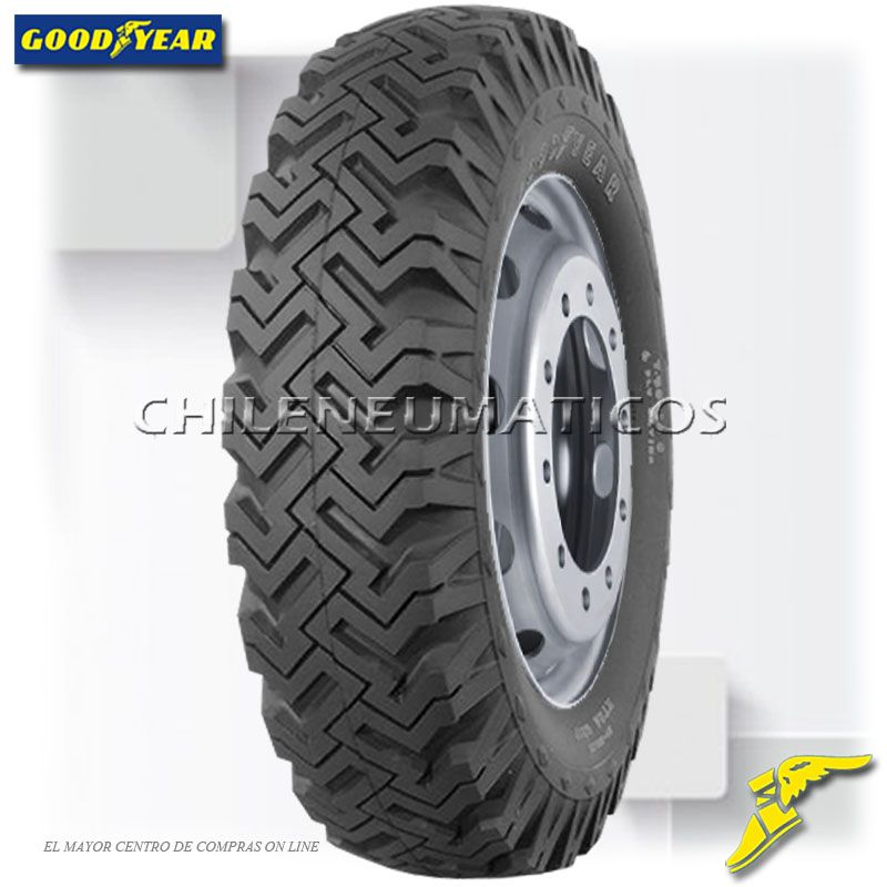 NEUMATICOS GOODYEAR 7.00-15 6PR CUSTOM XTRA GRIP