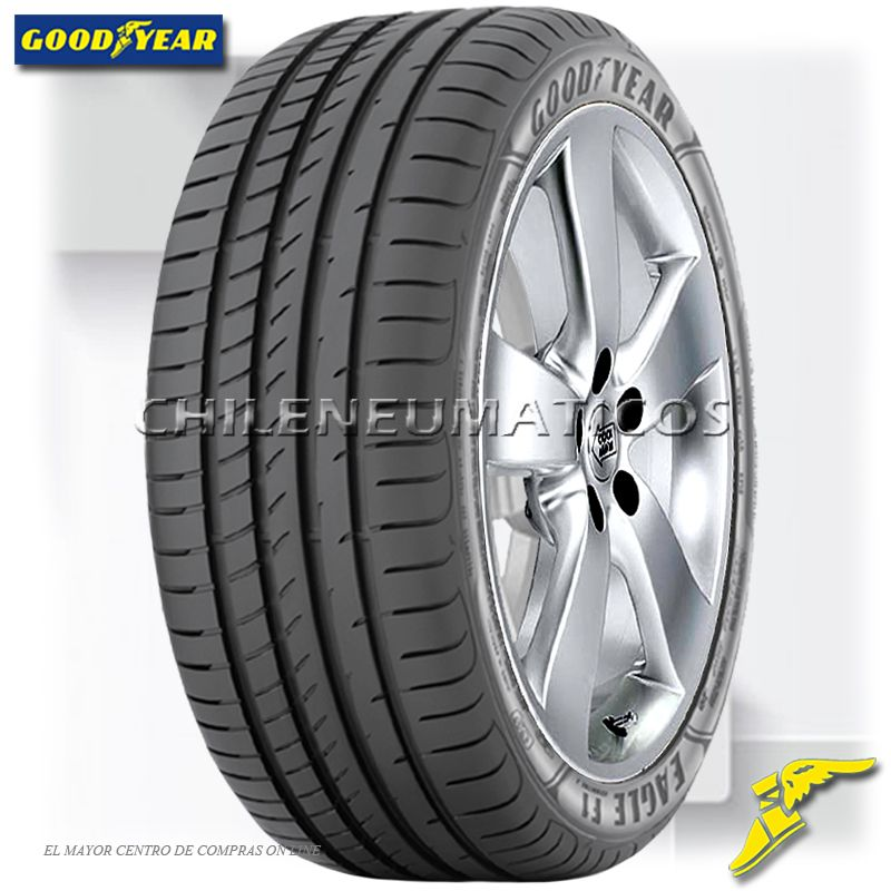 NEUMATICOS GOODYEAR 245/35 R18 EAGLE F1 ASYMMETRIC 2 RUN FLAT 88Y