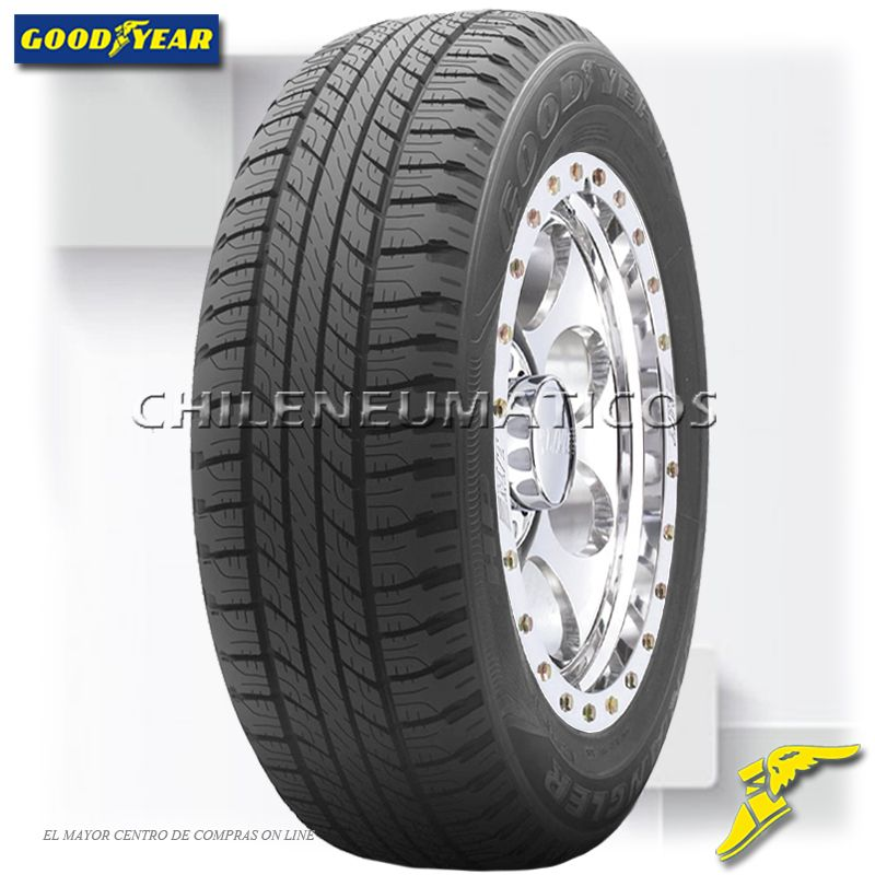 NEUMATICOS GOODYEAR 235/60 R16 100H WRANGLER HP All Weather
