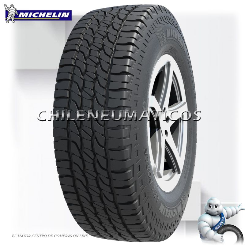 NEUMATICOS MICHELIN 31x10.50 R15 LT 109S LRC LTX FORCE