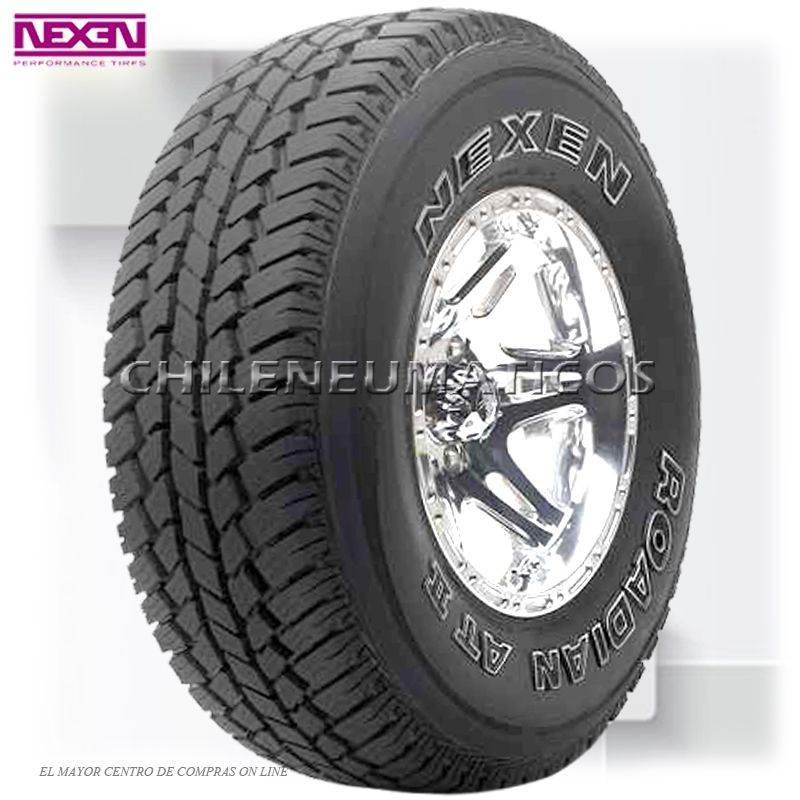 NEUMATICOS NEXEN 285/60 R18 114S ROADIAN AT II
