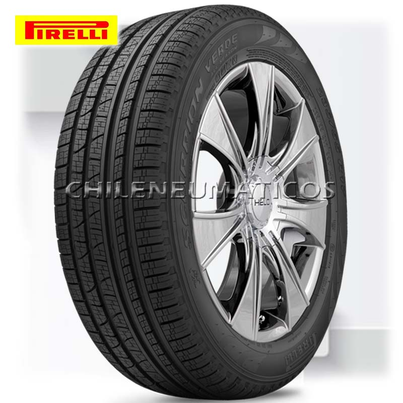 NEUMATICOS PIRELLI 255/40 R19 96H SCORPION VERDE All Seasons