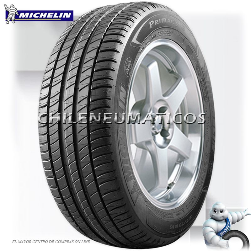NEUMÁTICOS MICHELIN 215/60 R17 96V PRIMACY 3