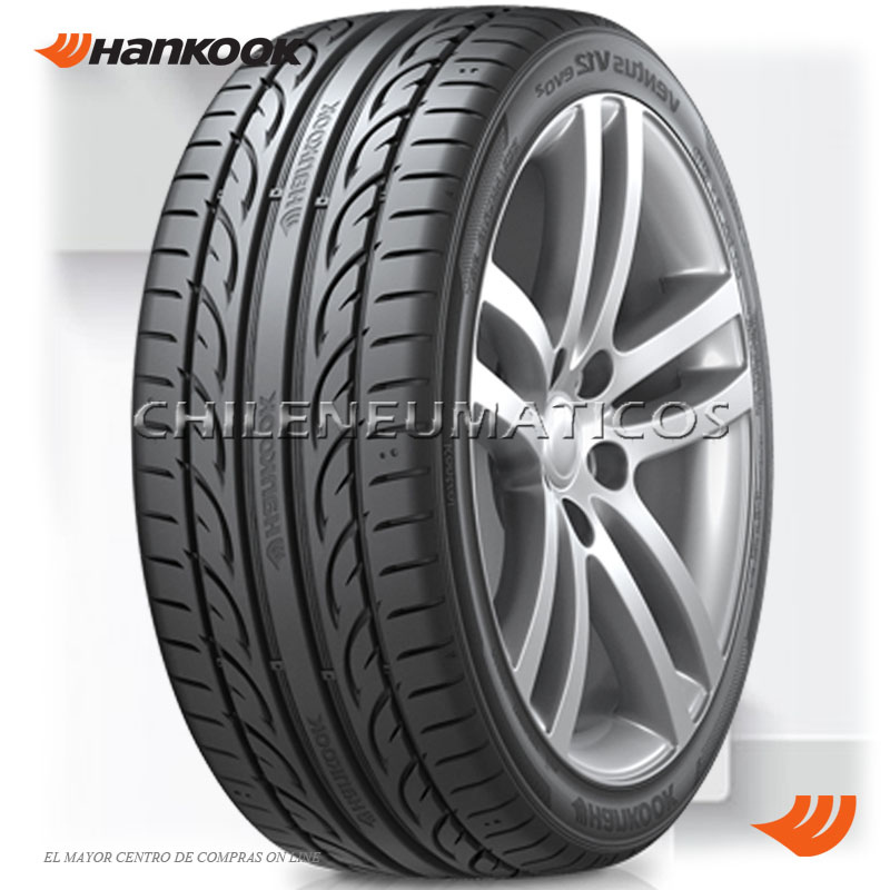NEUMATICOS HANKOOK 235/40 ZR18 XL 95Y K120