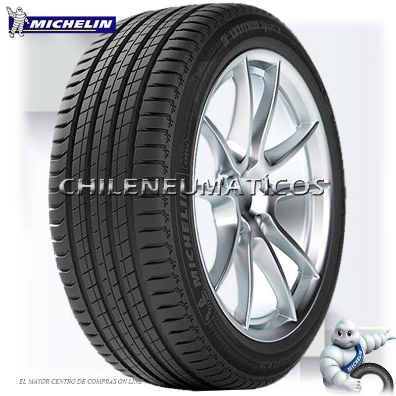 NEUMATICOS MICHELIN 255/50 R19 107W LATITUDE SPORT 3 RUN FLAT XL