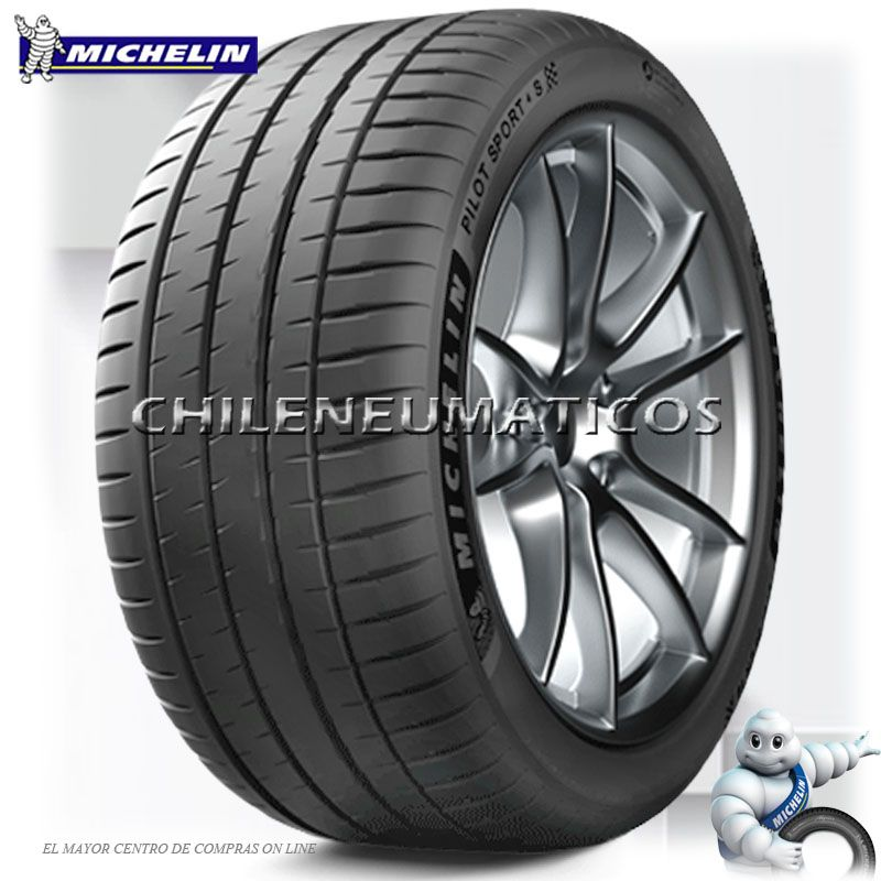 NEUMATICOS MICHELIN 245/35 ZR19 93Y PILOTSPORT 4S XL