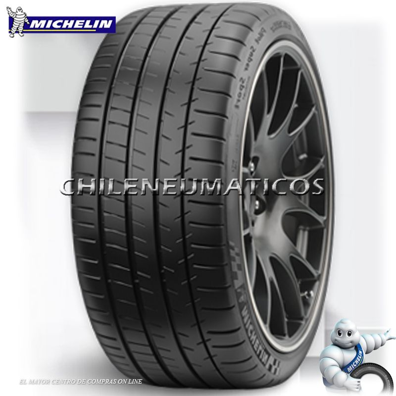 NEUMÁTICOS MICHELIN 255/30 ZR19 91Y PILOT SUPER SPORT RUN FLAT